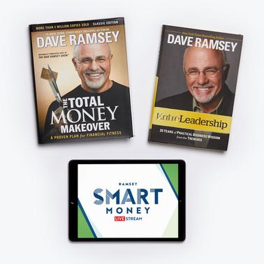 The Total Money Makeover + EntreLeadership