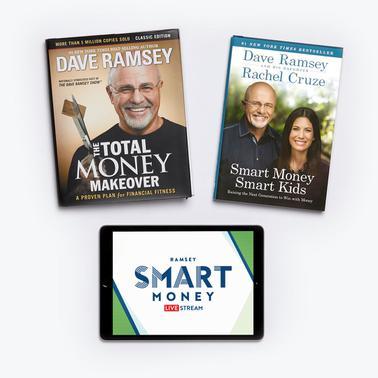The Total Money Makeover + Smart Money Smart Kids