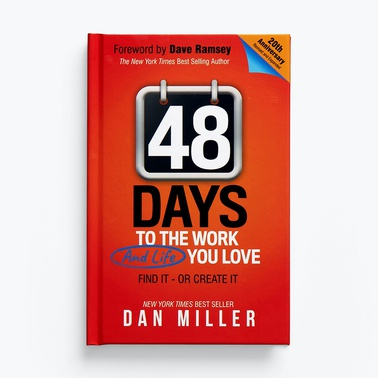 48 Days to the Work You Love - 20th Anniversary Edition