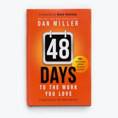 48 Days to the Work You Love - Paperback Book