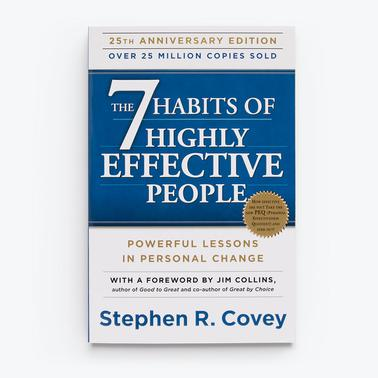 Stephen R. Covey's The 7 Habits of Highly Effective People product photo
