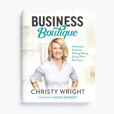 Business Boutique - Hardcover Book