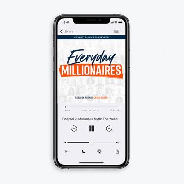 Everyday Millionaires (Audiobook Download)