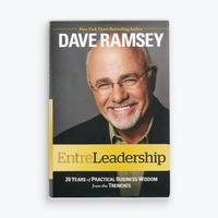 EntreLeadership - Hardcover Book