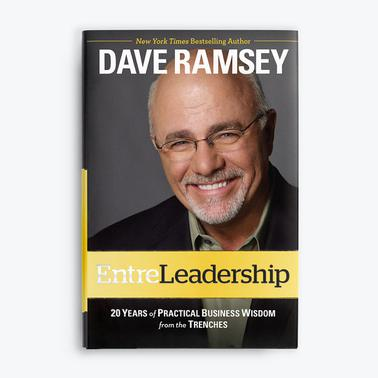 EntreLeadership - Hardcover Book