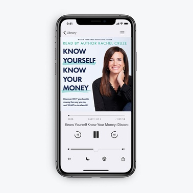 Know Yourself, Know Your Money by Rachel Cruze - Audiobook