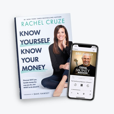 The Total Money Mindset Bundle - The #1 Step-by-Step Plan for Your Money PLUS Our Latest Book