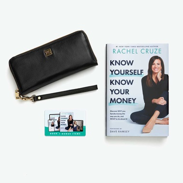 Know Yourself, Know Your Money + Wallet Gift Pack