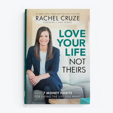Love Your Life, Not Theirs - Hardcover Book