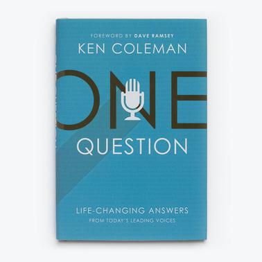 Ken Coleman's One Question product photo