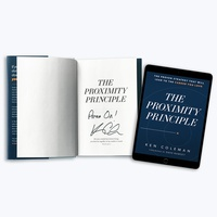 The Proximity Principle – Autographed Book + E-Book