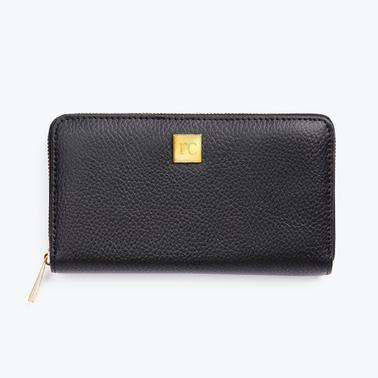 Rachel Cruze Wallet with Clip System (Black)
