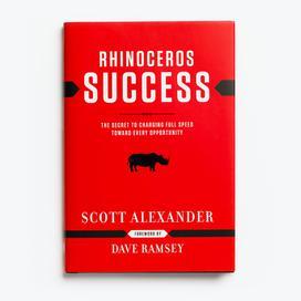 Rhinoceros Success - Hardcover Book