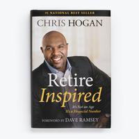 Retired Inspired - Hardcover Book