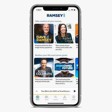 Ramsey Network App | Listen to Dave Ramsey and More