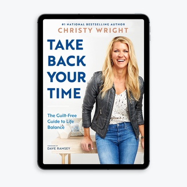 Take Back Your Time - E-Book