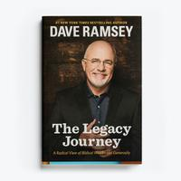The Legacy Journey – Hardcover Book