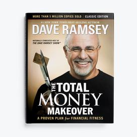 The Total Money Makeover - Hardcover Book