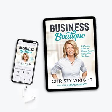 Business Boutique - Audiobook + E-Book