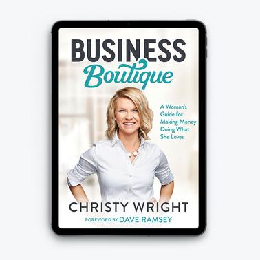 Business Boutique by Christy Wright (eBook)