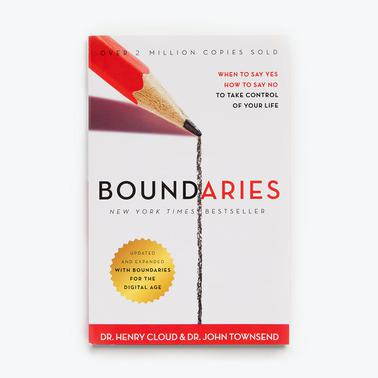 Boundaries - Paperback Book