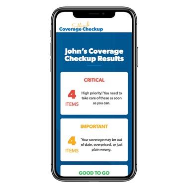 Coverage Checkup