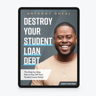 Debt-Free Degree E-Book