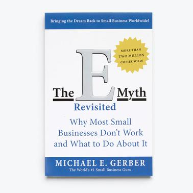 The E-Myth Revisited - Paperback Book