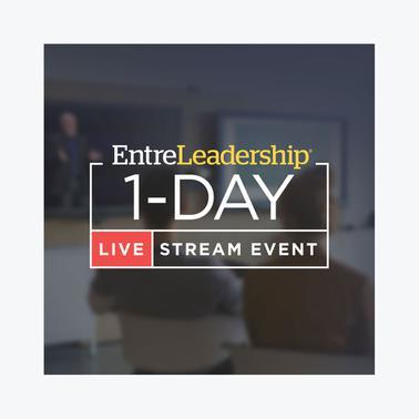EntreLeadership - 1-Day LIVESTREAM