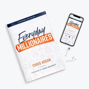Everyday Millionaires - Hardcover + Audiobook