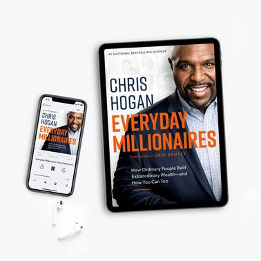 Everyday Millionaires - Audiobook + E-Book