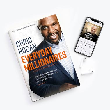 NEW! Everyday Millionaires + The Total Money Makeover Audiobook Bundle