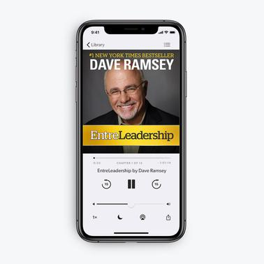 EntreLeadership by Dave Ramsey (Abridged Audiobook Download)