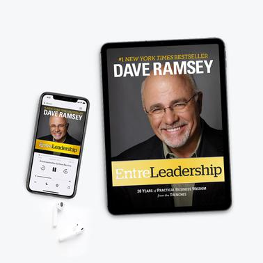 EntreLeadership - Audiobook + E-Book