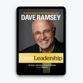 EntreLeadership by Dave Ramsey (eBook) - iBooks for iPad/iPhone (ePub)
