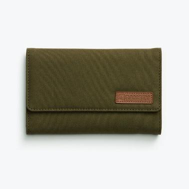 Essential Cash Envelope System in Green