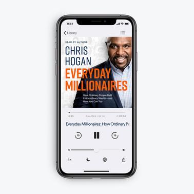 Everyday Millionaires by Chris Hogan (M4B Audiobook)