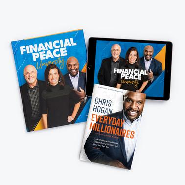 Financial Peace + Everyday Millionaires Bundle
