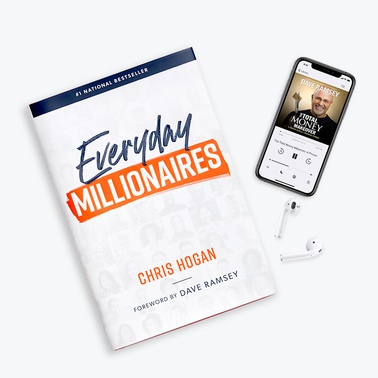 Everyday Millionaires + The Total Money Makeover Audiobook Bundle