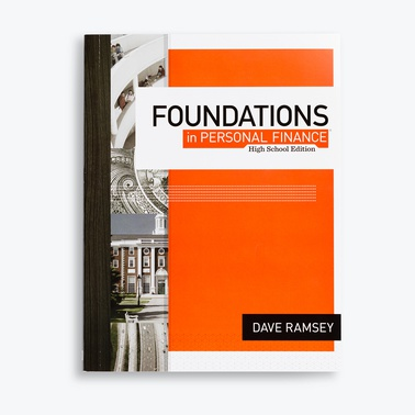 Foundations in Personal Finance: High School Edition Student Text