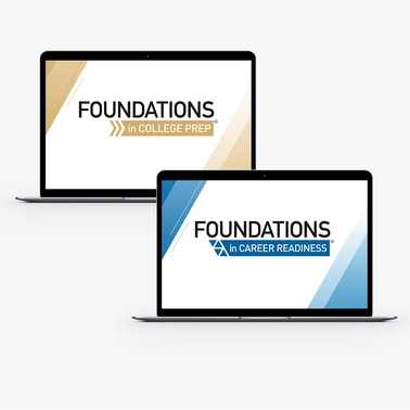 Foundations in College and Career Readiness Self-Study Bundle