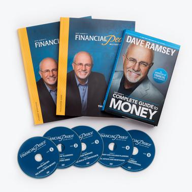 Financial Peace Military Leader Materials