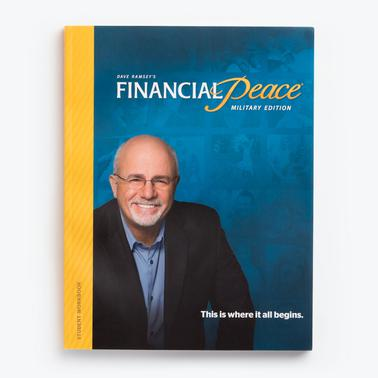 Financial Peace Military Student Materials + Online