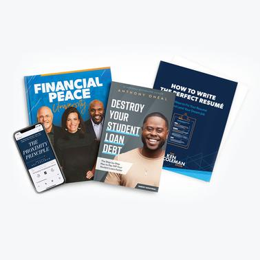 Financial Peace University - College Grad Bundle