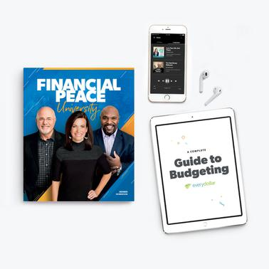 Financial Peace University Kickstart Bundle