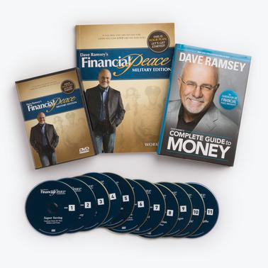 Financial Peace Military Home Study Kit