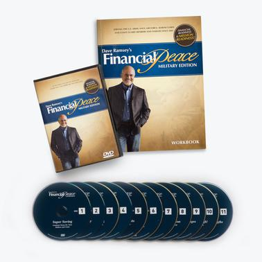 Financial Peace Military Home Study Kit