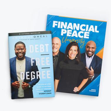 Debt-Free Degree + Financial Peace University Bundle
