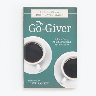 The Go-Giver - Hardcover Book