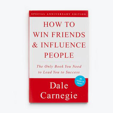 How to Win Friends and Influence People - Paperback Book
